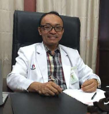 Mansyur Arief, Prof., dr., Sp.PK(K), PhD